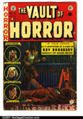 Golden Age (1938-1955):Horror, Vault of Horror #31 (EC, 1953). Condition: VG....