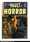 Golden Age (1938-1955):Horror, Vault of Horror #32 (EC, 1953). Condition: VG....
