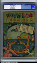 Golden Age (1938-1955):Funny Animal, Tiny Tot Comics #2 (EC, 1946). Condition: VG- 3.5, cream tooff-white pages. Small amount of writing on interior cover in cr...