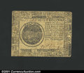 Colonial Notes:Continental Congress Issues, May 10, 1775, $7, Continental Congress Issue, CC-7, VF....