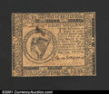 Colonial Notes:Continental Congress Issues, May 10, 1775, $8, Continental Congress Issue, CC-8, VF-XF. ...