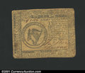 Colonial Notes:Continental Congress Issues, May 10, 1775, $8, Continental Congress Issue, CC-8, VG-Fine. ...