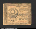 Colonial Notes:Continental Congress Issues, September 26, 1778, $30, Continental Congress Issue, CC-83, Fin...