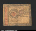 Colonial Notes:Continental Congress Issues, January 14, 1779, $4, Continental Congress Issue, CC-90, Fine....