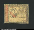 Colonial Notes:Continental Congress Issues, January 14, 1779, $30, Continental Congress Issue, CC-93, VF....