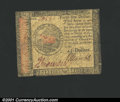 Colonial Notes:Continental Congress Issues, January 14, 1779, $45, Continental Congress Issue, CC-96, Fine-...