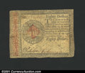 Colonial Notes:Continental Congress Issues, January 14, 1779, $80, Continental Congress Issue, CC-102, VF. ...