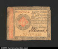 Colonial Notes:Continental Congress Issues, January 14, 1779, $80, Continental Congress Issue, CC-102, Fine...