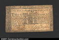 Colonial Notes:Maryland, April 10, 1774, $1, Maryland, MD-66, Fine....