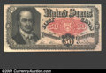 Fractional Currency:Fifth Issue, Fifth Issue 50c, Fr-1381, Choice AU....