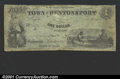 Obsoletes By State:Iowa, 1857 $1 Town of Bentonsport, Iowa, VG. O8-1. ...