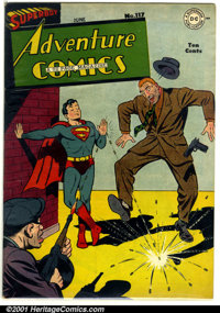 Adventure Comics #117 (DC, 1947). Condition: VF+