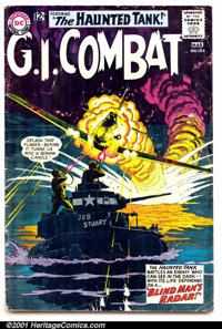 G.I. Combat #104 (DC, 1964). Condition: VG