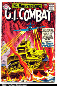 G.I. Combat #107 (DC, 1964). Condition: VG