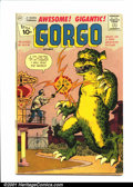 Silver Age (1956-1969):Horror, Gorgo #3 (Charlton, 1961). Condition: VG....