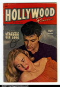 Golden Age (1938-1955):Romance, Hollywood Pictorial #3 (St. John, 1950). Condition: VG....