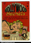 Golden Age (1938-1955):Romance, Hollywood Secrets #2 (Quality, 1950). Condition: VG-....