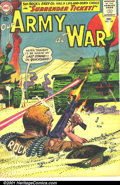 Silver Age (1956-1969):War, Our Army At War #149 (DC, 1964). Condition: VG....