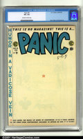Golden Age (1938-1955):Humor, Panic #6 (EC, 1955). Condition: CGC VF+ 8.5, off-white to white pages. Overstreet 2001 FN 6.0 value = $26; NM 9.4 value = $9...