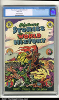 Golden Age (1938-1955):Religious, Picture Stories from World History #2 (Eastern Color, 1947).Condition: CGC FN/VF 7.0, cream to off-white pages. Overstreet ...