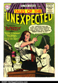 Silver Age (1956-1969):Horror, Tales of the Unexpected #3 (DC, 1956). Condition: GD....