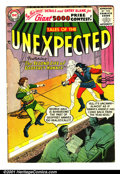 Silver Age (1956-1969):Horror, Tales of the Unexpected #5 (DC, 1956). Condition: VG....