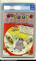 Golden Age (1938-1955):Funny Animal, Tiny Tot Comics #5 (EC, 1946). Condition: VG/FN 5.0, cream tooff-white pages. Overstreet 2001 GD 2.0 value = $19; FN 6.0 va...
