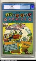 Golden Age (1938-1955):Funny Animal, Tiny Tot Comics #7 (EC, 1947). Condition: FN+ 6.5, cream tooff-white pages. Overstreet 2001 FN 6.0 value = $56....
