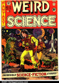 Golden Age (1938-1955):Science Fiction, Weird Science #10 (EC, 1951). Condition: VG....