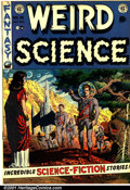 Golden Age (1938-1955):Science Fiction, Weird Science #14 (EC, 1952). Condition: VG/FN....