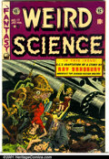 Golden Age (1938-1955):Science Fiction, Weird Science #17 (EC, 1953). Condition: FN. ...