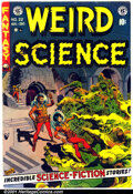 Golden Age (1938-1955):Horror, Weird Science (EC) #22 (EC, 1953). Condition: FN. ...