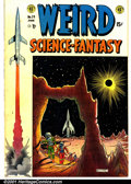 Golden Age (1938-1955):Science Fiction, Weird Science-Fantasy #24 (EC, 1954). Condition: FN-....