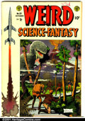 Golden Age (1938-1955):Science Fiction, Weird Science-Fantasy #25 (EC, 1954). Condition: FN/VF. ...