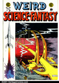 Golden Age (1938-1955):Science Fiction, Weird Science-Fantasy (EC) #28 (EC, 1955). Condition: VF....