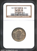 Standing Liberty Quarters: , 1917-S 25C TYPE 2, FH