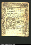 Colonial Notes:Connecticut, June 7, 1776, 2s/6d, Connecticut, CT-197, VF-XF. A few very min...