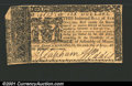 Colonial Notes:Maryland, April 10, 1774, $6, Maryland, MD-69, VF. A nice looking note wi...