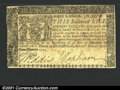 Colonial Notes:Maryland, April 10, 1774, $8, Maryland, MD-70, XF. A nice piece for a Col...