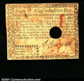Colonial Notes:Massachusetts, May 5, 1780, $2, Massachusetts, MA-279, Fine, COC. ...