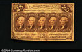 Fractional Currency:First Issue, First Issue 25c, Fr-1281, VF+. ...