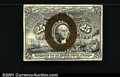 Fractional Currency:Second Issue, 1863-1867 25c Second Issue, Washington, Fr-1283, CU. ...