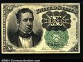 Fractional Currency:Fifth Issue, Fifth Issue 10c, Fr-1264, Choice AU. ...