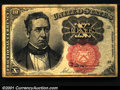 Fractional Currency:Fifth Issue, Fifth Issue 10c, Fr-1266, XF. ...