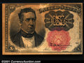Fractional Currency:Fifth Issue, Fifth Issue 10c, Fr-1266, Fine. There is some minor damage on t...