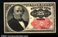 Fractional Currency:Fifth Issue, Fifth Issue 25c, Fr-1309, XF. There is a conspicuous stain on W...