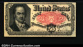 Fractional Currency:Fifth Issue, Fifth Issue 50c, Fr-1381, CU. ...