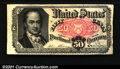 Fractional Currency:Fifth Issue, Fifth Issue 50c, Fr-1381, XF. ...