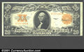 Large Size:Gold Certificates, 1922 $20 Gold Certificate, Fr-1187, VF-XF. ...