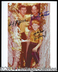 Autographs, Andy Griffith Show